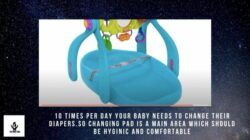 portable diaper changing pads
