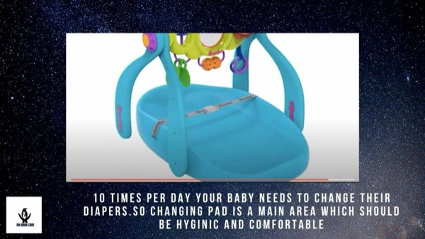 small portable diaper changing pads