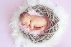 new born infants