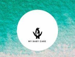tthe logo of my baby care